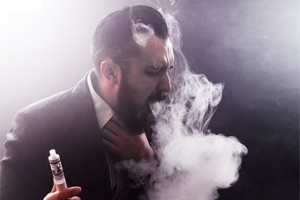 Clinicians Now Saying Vaping Illnesses Tied to Chemical Burns
