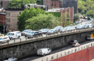 Six People Hospitalized after Pileup on BQE