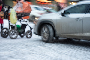 Unlicensed Driver Strikes and Kills Child in Stroller in NYC