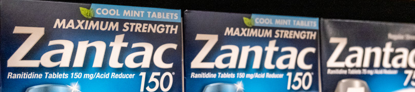 Zantac (Ranitidine) Cancer Lawsuit Lawyers