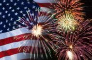 Fireworks Safety Tips and Spray Sunscreen Warning Offered for 4th of July