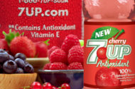 Lawsuit seeks end to 7Up with Antioxidants claim, refunds for consumers