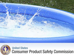 CPSC Says Portable Swimming Pools Pose Dangers
