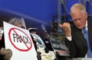David Letterman Blasts Fracking in TV Rant