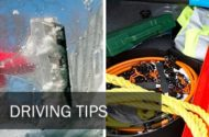Driving Tips: Driving in the Snow or Ice