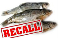Dry And Smoked Vobla Fish Recalled For Possible Botulism Risk