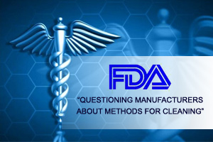 FDA Questions Device Makers about Duodenoscope Cleaning Procedures