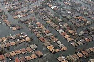 Gov. to Pay for Flooding Damage Caused by Hurricane Katrina