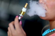 Government Data Shows Sharp Rise in E-cigarette Use Among Teenagers
