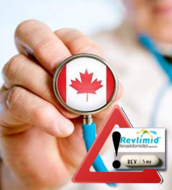 Health Canada Issues Revlimid Cancer Warning
