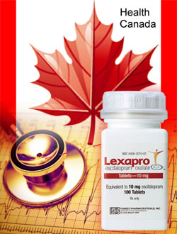 Health Canada Updates Lexapro Label with Warning for Abnormal Heart Rhythm