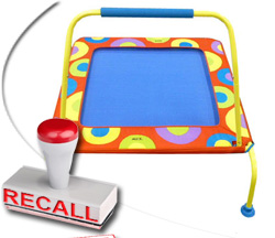 Little Jumpers Trampolines Recalled for Fall Hazard