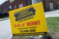 Lumber Liquidators Suspends Sales of Flooring Made in China
