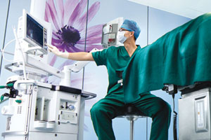 Maquet Anesthesia System May Lead to Dangerous Interruption