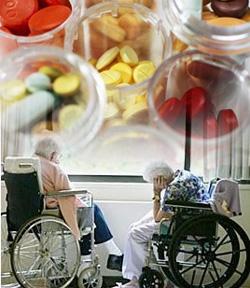 Medicare Watchdog Aims to Curb Antipsychotic Drug Use in Nursing Homes