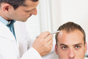 Questions about Sexual Side Effects of Hair-Loss Drug