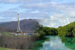 Research Suggest Fracking Chemicals Can Pollute Aquifers