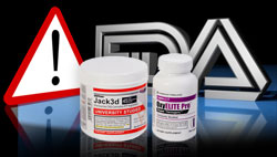 Some DMAA Supplement Makers Modify Products Following FDA Warning Letters