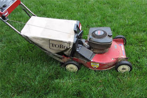 Toro Recycler Mower Recalled Due to Incorrect Blade Assembly