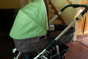 UPPAbaby Strollers and RumbleSeats Recalled