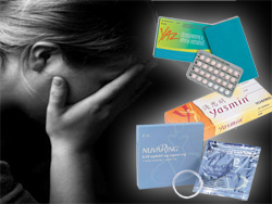 Yaz, Yasmin and NuvaRing among Birth Control Methods with Higher Heart Risks