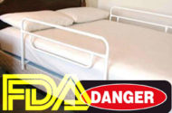 Dangers posed by bed rails largely ignored by FDA, other federal officials