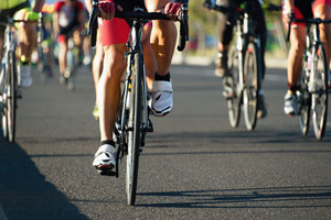 Increased bike riders means more pedestrian accidents