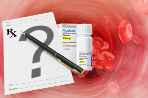 dosage for blood thinner patients