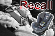Britax Child Safety issues recall on newer model car safety seats