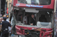 California Tour Bus Crash Leaves 13 Dead, 31 Injured
