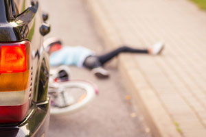 Child hit by car in new brighton