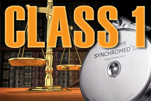 class1 syncromed recall