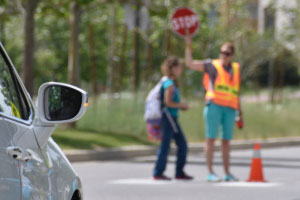 Crossing guards assigned to intersection where child killed