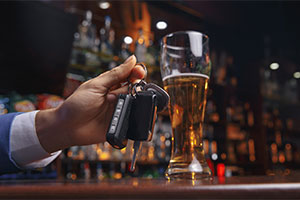 Alleged drunk driver causes fatal high-speed accident