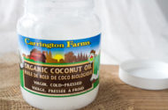 California Coconut Oil Maker Faces Class Action over Labeling Claims