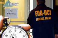 FDA lacked jurisdiction to enforce violations at NECC in the past, was slow to release inspection results