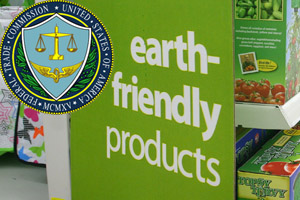 guidelines with eco friendly labels on products