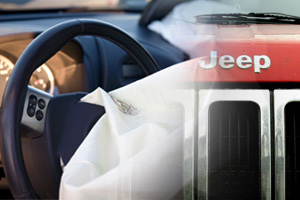 jeep airbag defect recall