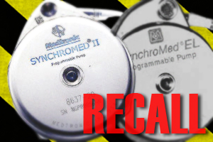 medtronic infusion pump recall