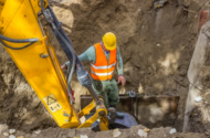 Trench Collapse Kills Construction Worker