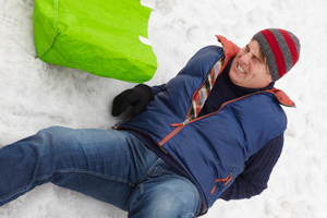 Wintertime Slip and Fall Accidents: Ski Lifts, Snow, and Ice