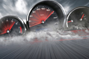Speeding is the number one killer in auto crashes