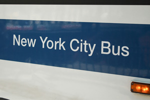 Bicyclist killed by mta bus in new york city, new york