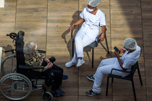 Some nursing homes are sending old, disabled residents to homeless shelters or dilapidated motels