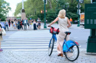Bicycle Riders in New York City Endanger Pedestrians