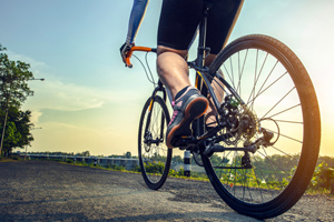 Florida ranks tenth in terms of bike-friendliness