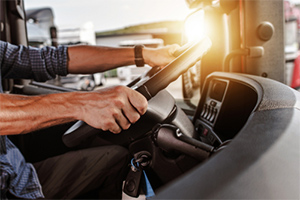 Commercial truck drivers face major work-related personal injury and fatality risks