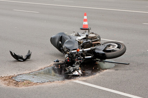 """Drivers can cause """"no contact"""" motorcycle accident"""