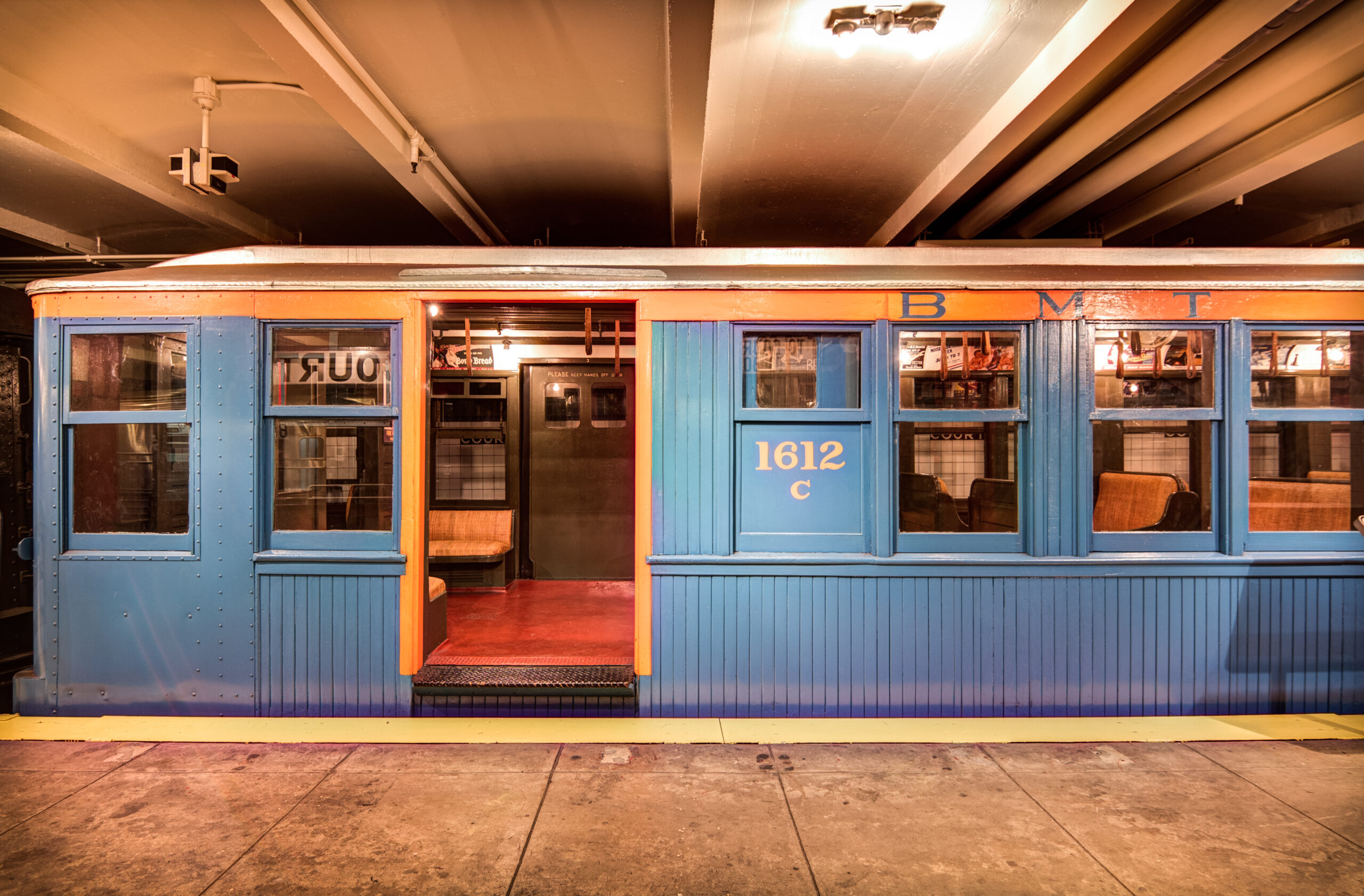 The History of the New York Transit Museum: Brooklyn, New York