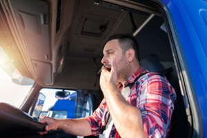 Driver fatigue caused by coercive employment environment